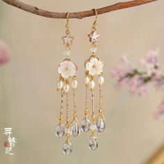 Ear Jewelry, Rhinestone Jewelry, Cute Jewelry, Jewelery, Jewelry Accessories, Japanese Jewelry, Korean Jewelry, Cute Earrings, Beautiful Earrings