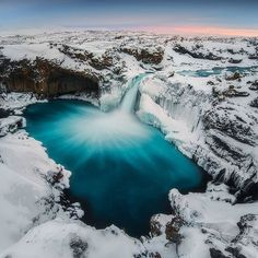 Aldeyjarfoss Iceland | Photography by Iurie Belegurschi