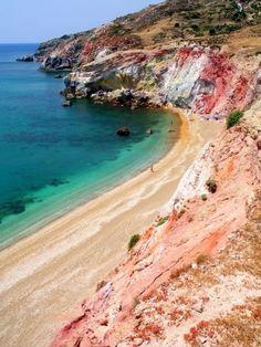 Milos island ❤