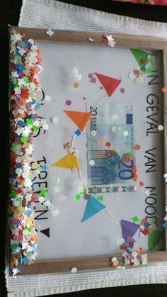 Geld cadeau geven op een creatieve manier!