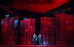 Review: Metropolitan Opera's New 'Otello,' Bold and Tentative - The New York Times