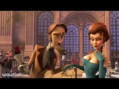Blur Studio Gentleman's Duel - 3D short animation film. Very well done, great story, and provides a few good laughs.