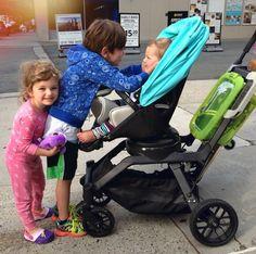 Stroller Review: Orbit Baby G3 Travel System - Stroller in the City @orbitbaby