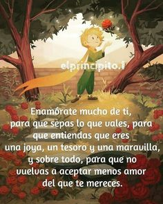La imagen puede contener: flor y texto Positive Life, Positive Thoughts, Positive Quotes, Little Prince Quotes, The Little Prince, Inspirational Phrases, Motivational Phrases, Bujo, Just For You