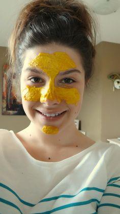 Aujourd'hui, je dis adieu à mes points noirs ! • DIY Masque naturel (et très efficace! )• ~ Fée Moi Belle