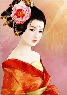 Chinese Ancient Beauties
