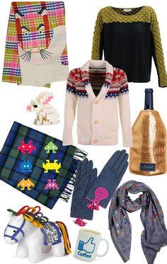 La shopping liste Noël de Marie - Marieluvpink pour les Galeries Lafayette - TALENT AGENCY
