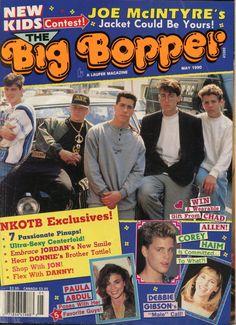 teen boys from big bopper magazine