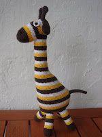patterns, crochet, nyckelpiga, giraff pattern, monsters, birds, giraffmönst, amigurumi, giraffes