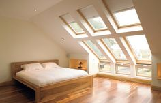 1930's house loft conversion - Google Search