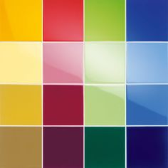 Light, dark, fresh, soft, aged, saturated... There's a choice of 50 contrasting colours in 15CM x 15CM and also a selection in 10CMx10CM and 15CM x 30CM.