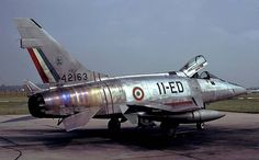 """F-100 """"Super Sabre"""" 54-2163 (11-ED)"""