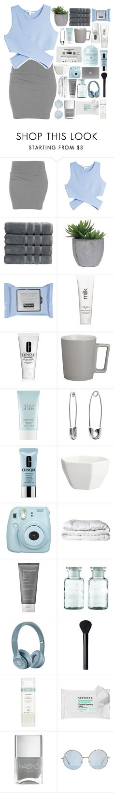 """""""HE ALREADY KNOWS MY LOVE IS FIRE"""" by beautiful-nxghtmare ❤ liked on Polyvore featuring Jonathan Simkhai, Christy, Lux-Art Silks, H2O+, Clinique, CB2, Giorgio Armani, Banana Republic, Panda and CASSETTE"""
