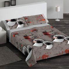 Juego de sábanas estampadas de la marca Burrito Blanco en diferentes medidas y colores con ofertas para comprar online. Las sábanas de calidad para toda la vida.