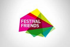 Festival logo design Music Festival Logos, Art Festival, Festival Friends, Event Logo, Music Logo, Logo Google, Logo Design Inspiration, Event Design, Graphic Design