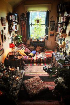 #Gypsy #Boho #Bohemian #Bohême #Ethnic #Chic #bedroom