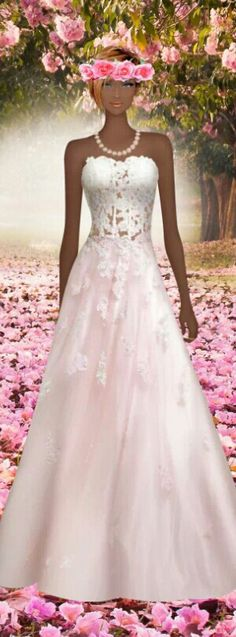 Blossom Bride