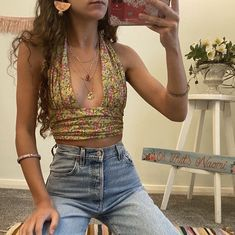 Looks Style, Looks Cool, Cute Casual Outfits, Pretty Outfits, Girly Outfits, Casual Clothes, Looks Camisa Jeans, Mode Du Bikini, Looks Pinterest