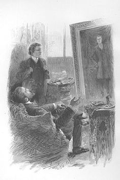 The Picture of Dorian Gray is an 1891 philosophical novel by writer and playwright Oscar Wilde.