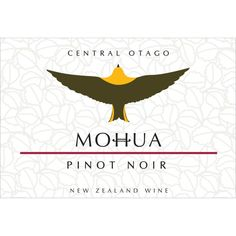 Mohua Sauvignon Blanc 2017 from Marlborough, New Zealand - Zesty and punchy. Vibrant tropical fruit and fresh lime flavors combine with notes of passionfruit, thai basil and lime leaf.