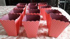 Phatufa: Caixinhas de pipocas (Popcorn box)