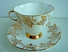 ROYAL WINDSOR vaso y plato SET INGLATERRA DAFFODILS TEA CUP | eBay