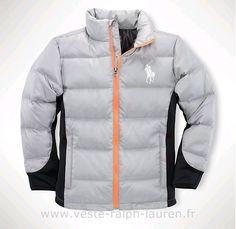 81eacf169eb1f boutique Ralph Lauren doudoune hommes pas cher 2013 big pony coton casual blanc  Doudoune Royal Polo