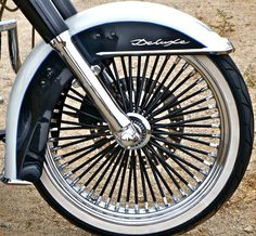 Buy California Gangster Softail Deluxe 21 Wheel Air Ride on 2040motos