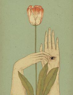 Illustration art - Facing the Inner Fraud What Is Lucid Dreaming, Arte Dope, Kunst Tattoos, Drawn Art, Arte Obscura, Arte Horror, Psychedelic Art, Aesthetic Art, Wall Collage