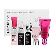 Rank & Style - Keratin Perfect KeratinPerfect 30-Day Brazilian Hair Smoothing System Essentials Collection #rankandstyle
