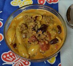 One pot Chili Mac. A Fridge Full of Food blog