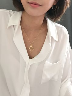Abstract Face Necklace/Gold Unique Necklace /Wedding Bridesmaids Necklace / Gift for Best Friend /Boho Gold Necklace by arassijewelry on Etsy Nickel Free Earrings, Pearl Stud Earrings, Pearl Studs, Star Earrings, Gold Necklace, Bridesmaid Necklace Gift, Abstract Faces, Unique Necklaces, Best Friend Gifts