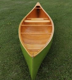 Canoe Boat, Canoe Camping, Canoe And Kayak, Canoe Pictures, Wooden Kayak, Wooden Ship, Wooden Art, Wooden Boat Building, Build Your Own Boat