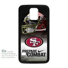 -San Francisco 49ers For Samsung Galaxy S5 i9600 Hard Case | 5STAR - Accessories on ArtFire