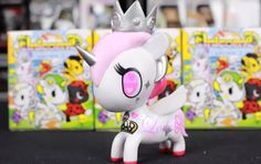 Lolopessa from Tokidoki Unicorno Series 3 Vinyl Figure Another one I have its so PINK Lol :D