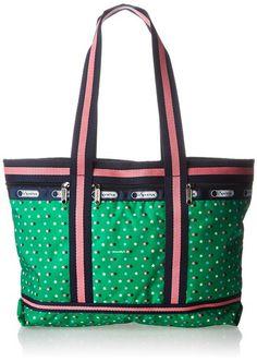 Green Medium Bag from LeSportsac