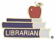 Librarian Apple and Books