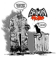 Odyssey Update: 'Batman: Hobo' Becomes Reality, Nude Bruce Gets Animated - ComicsAlliance | Comic book culture, news, humor, commentary, and reviews