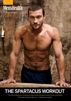 Spartacus mens health workout  Entre em forma com apenas um par de halteres e 41 minutos de suor.