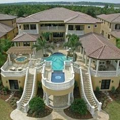 Awesome mansion