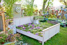 Sehr coole Idee!  Gartenzauber | Gartenzauber vom 3. - 5. Mai - Gartenzauber