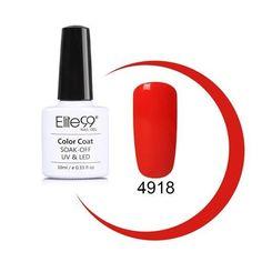 Elite99 10ml Macaron Color UV Gel Varnish Quick Drying Soak Off Nail Art Manicure Gel Lacquer Semi Permanent Nail Gel Polish