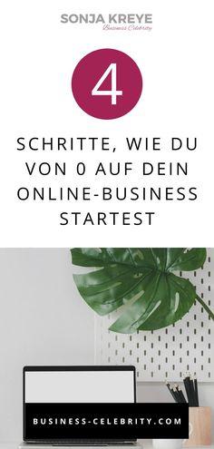 Wie kann ich ein Online-Business aufbauen, um möglichst schnell Erfolge zu sehen? Das ist die häufigste Frage, dich ich gestellt bekomme. Seit 2020 mehr denn je. Kein anderes Business gibt dir soviel zeitliche und örtliche Unabhängigkeit. In diesem Blogbeitrag erhältst du den Gesamtüberblick. Meiner Erfahrung nach sind es 4 Schritte, die du gehen darfst, um dir ein profitables Online-Business aufzubauen. Lies rein, um zu erfahren, wie die Selbstständigkeit online gelingt. #coaching…