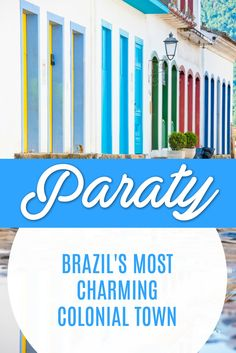 Paraty is widely hai