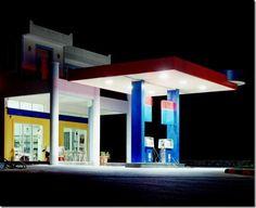 Tankstelle Süd © Ralf Peters