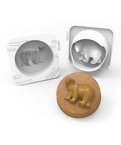 Another great find on #zulily! Polar Bear Cake Mold #zulilyfinds