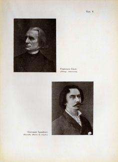 FRANZ LISZT : TORMENTO ED ESTASI: Giovanni Sgambati e Franz Liszt : un legame rispet...
