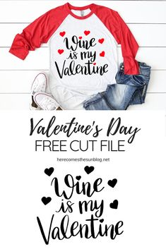 This valentine SVG is perfect for so many different projects. Place it on a shirt, on a mug or in a frame. It makes a great gift for your gal pals. Happy Valentine Day HAPPY VALENTINE DAY | IN.PINTEREST.COM WALLPAPER #EDUCRATSWEB
