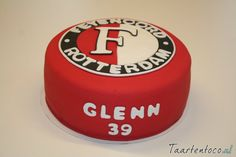 Feyenoord taart  *Feyenoord cake