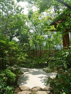 """Japanese garden """"room"""""""